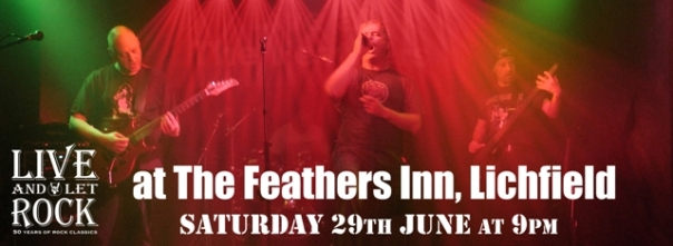 Live at the Feathers